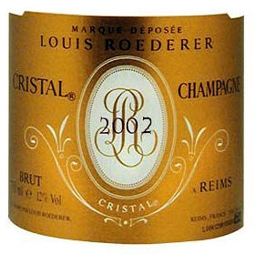 Buy Cristal Champagne here!