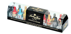 Anthon Berg Chocolate Liqueurs 250g 16pc