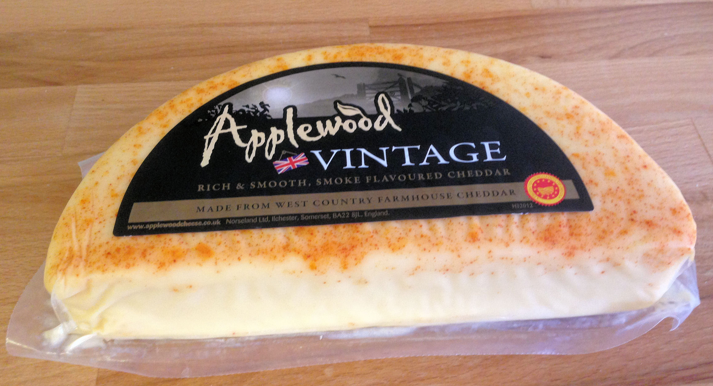Applewood Vintage Cheese