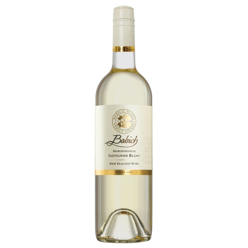 Babich Marlborough Sauvignon Blanc 75cl 12%