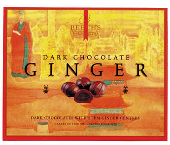 Beechs Dark Chocolate Ginger 200g