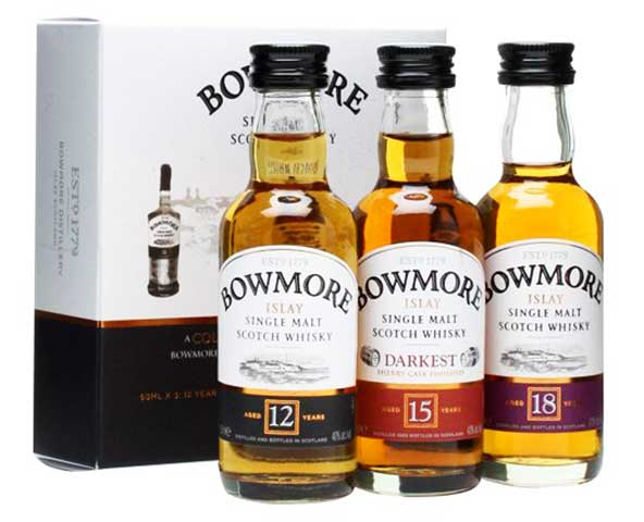 Bowmore Islay Collection