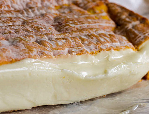 Briebirousse d`Argental Cheese