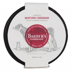 Barbers Mature Cheddar 400g
