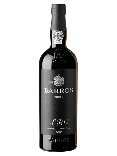 Barros Late Bottle Vintage 2006 75cl 20%