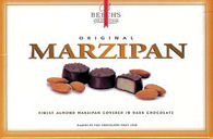 Beechs Dark Chocolate Marzipan 150g