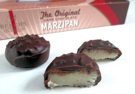Beechs Dark Chocolate Marzipan