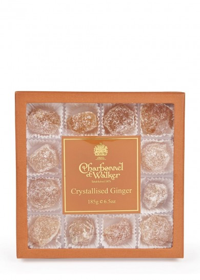 Charbonnel Walker Crystallised Ginger 185g