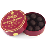 Charbonnel Et Walker Port Cranberry Truffles 115g