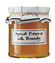 Apricot Preserve with Brandy 340g
