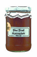 The Cheese And Wine Shop Four Fruit Marmalade 340g