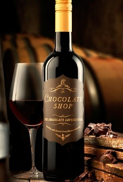 Chocolate Shop Red Wine 75cl 12% (image 2)