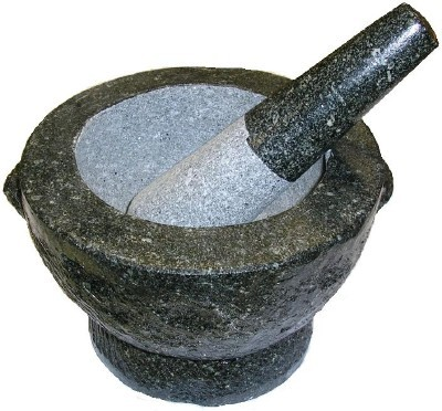 CKS Large Mortar and Pestle