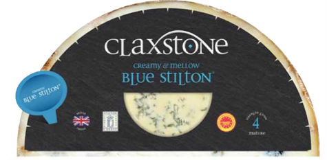 Claxstone Smooth Blue Cheese