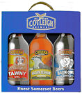 Cotleigh Giftpack Of Somerset Beers 3 X 500ml