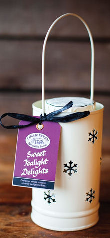 Cottage Delight Sweet Tealight Delights (image 1)