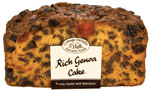 Cottage Delight Rich Genoa Loaf Cake 225g
