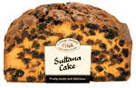 Cottage Delight Sultana Loaf Cake 225g