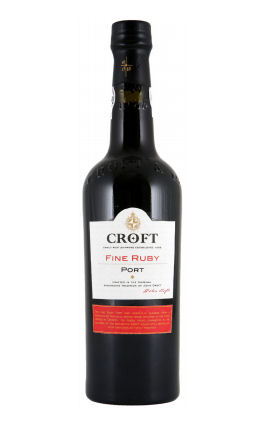 Croft Fine Ruby Port 75cl 20%