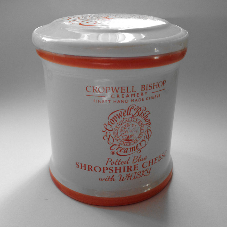 Cropwell Bishop Shropshire Cheese Whisky 200g