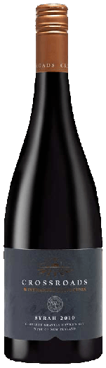 Crossroads Winemakers Collection Syrah 2010