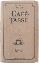 Cafe Tasse White Chocolate 85g (image 1)