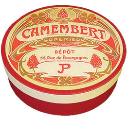 Bia Camembert Plates Giftbox!