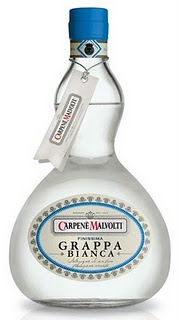 Carpene Malvoti Grappa Bianca 70cl 38%
