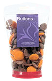 Cocoabean Chocolate Buttons 100g