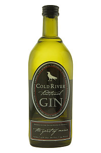 Cold River Traditional Gin 70cl 47%