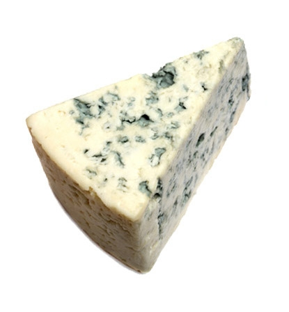 Danish Blue Cheese - Closeup; This piece is a 250g piece