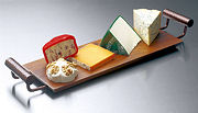 Define Cheese Tray 44 X 15CM