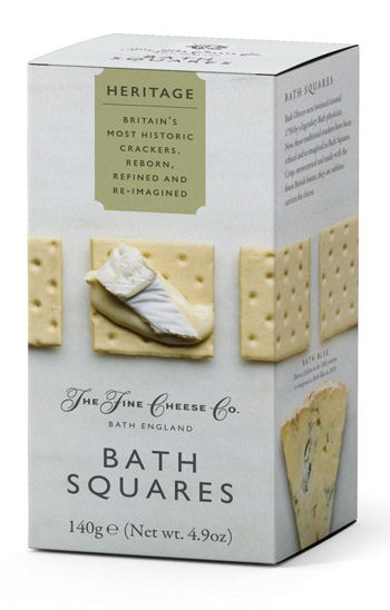 Fine Cheese Heritage Bath Squares 100g