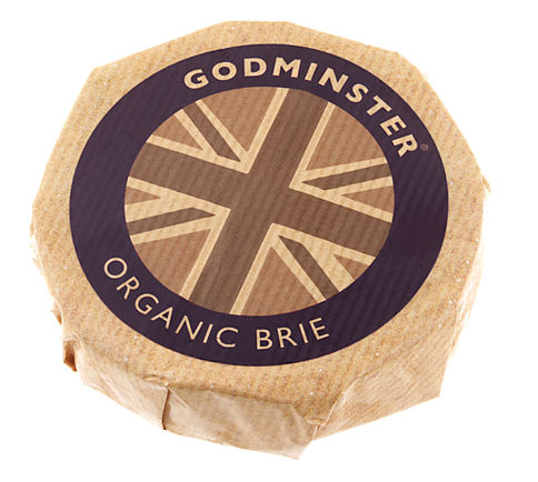 Godminster Garlic & Chive Brie 150g