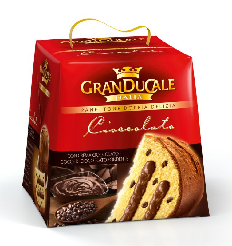 Gran Ducale Chocolate Chip Panettone 750g