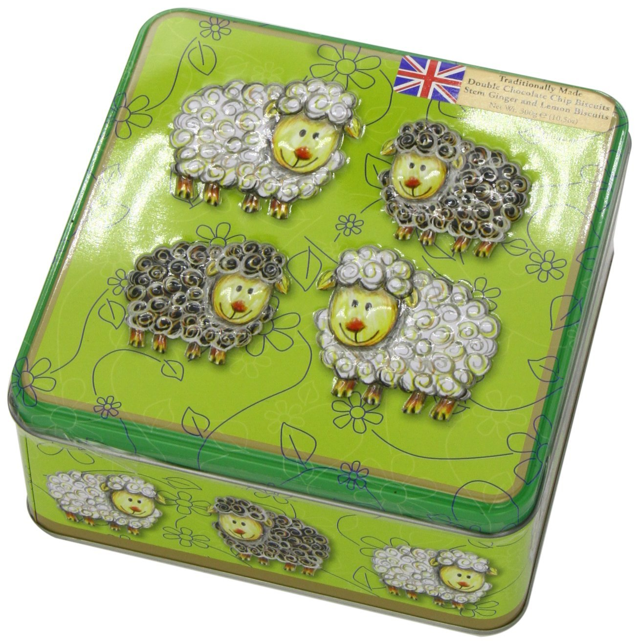 Grandma Wilds Sheep Tin 300g