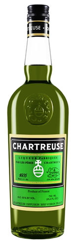 Green Chartreause 70cl