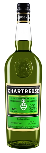 Green Chartreause 70cl 55%