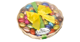 Gudrun Eggs 500g Basket
