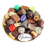 Gudrun Belgian Chocolates Selection 500g
