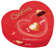 Guy Lian I Love You Belgian Chocolates 125g
