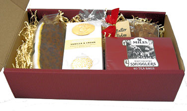 Christmas Afternoon Tea Giftbox
