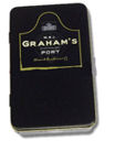 Grahams Miniture Port Gift Tin 2 X 5cl