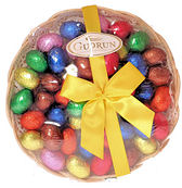 Gudrun Belgium Chocolate Eggs 500g Basket