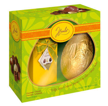 Hamlet Easter Egg and Chocolates 250g