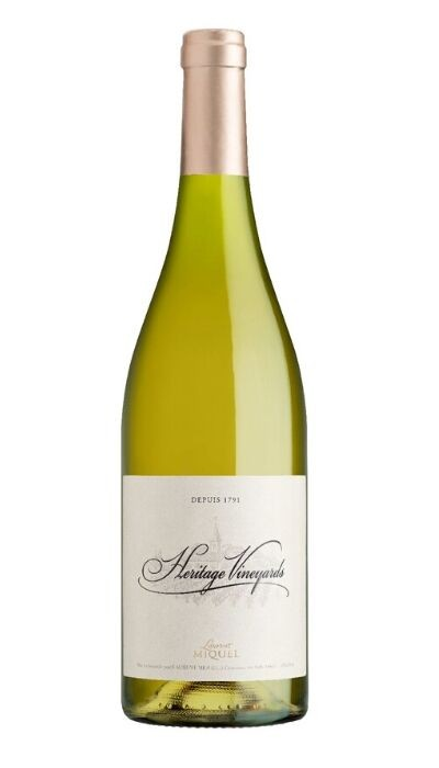 Laurant Miquel Heritage Vineyards White 75cl 12.5%
