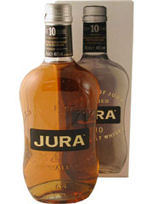 Isle Of Jura 10 Year Malt Whisky 70cl 40%