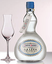 Carpene Malvoti Grappa Bianca