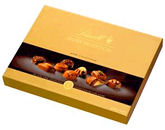 Lindt Swiss Dark Collection 248g (image 1)