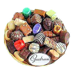 Gudrun Belgian Chocolates Selection 500g (image 1)